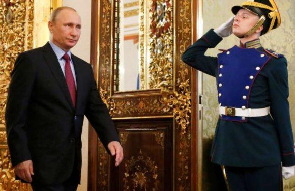Инаугурация Путина 2018 7 мая