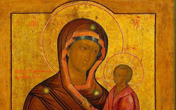 9 июля празднование в честь явления Тихвинской иконы Божией Матери