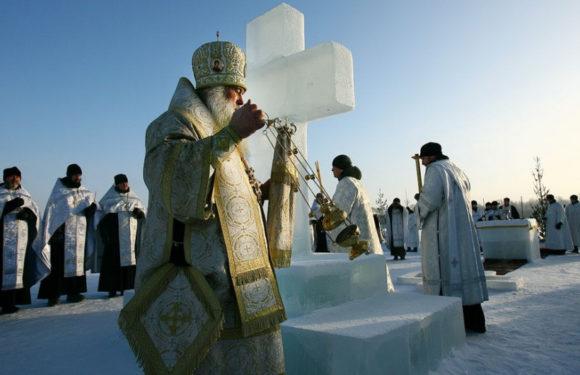 Сегодня 19 января-праздник Крещение Господне. Богоявление