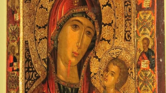 Сегодня 25 февраля празднование в честь Иверской иконы Божией Матери