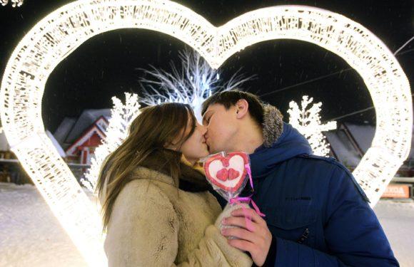 14 февраля день святого Валентина или день влюбленных