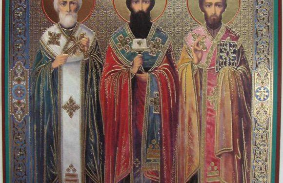 Сегодня 12 февраля отмечается Трехсвятие или Васильев день