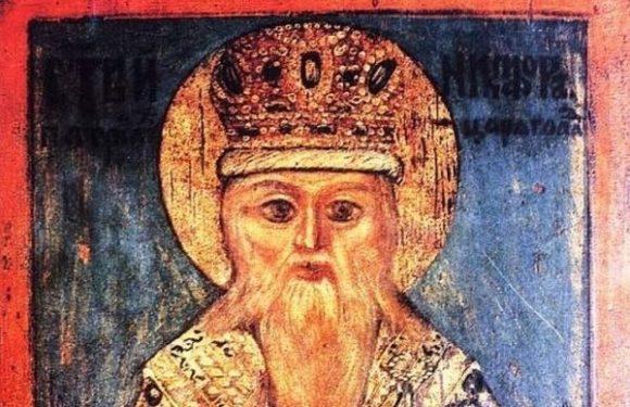 Сегодня 26 марта День святого Никифора