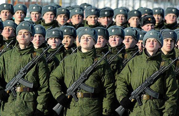 Кто и сколько человек пойдет в армию с 1 апреля?