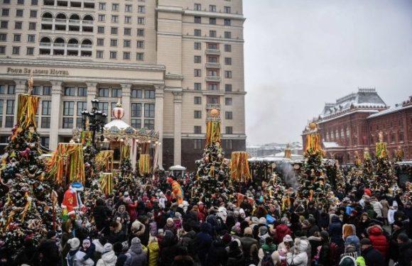 Куда пойти в Москве на Масленицу 10 марта бесплатно с детьми?