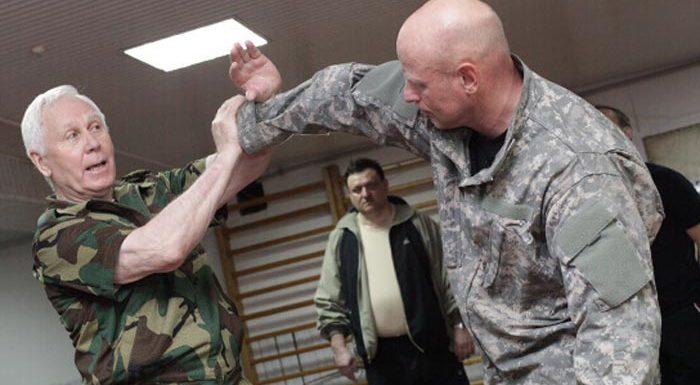 Умер Алексей Кадочников-автор системы самбо и рукопашного боя