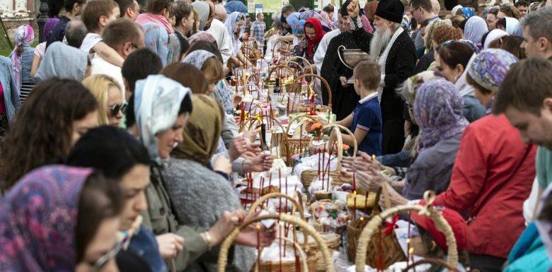 Куда сходить в Москве на Пасху. День Воскресения Христова