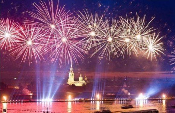 Во сколько салют и концерт на 9 мая в Санкт-Петербурге и где его лучше смотреть