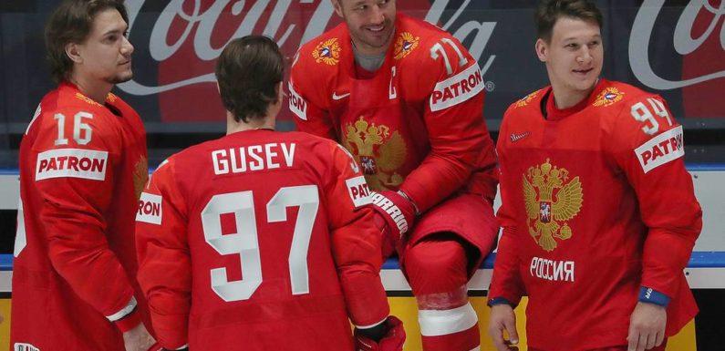 Россия-Австрия хоккей прямая трансляция с ЧМ-2019 12 мая