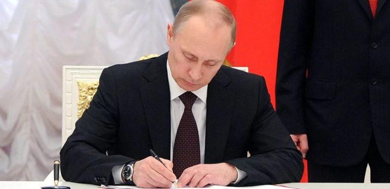 Путин подписал указ о переименовании аэропортов. Полный список