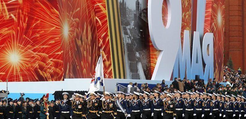 Прямая трансляция Парада Победы 9 мая 2019 года в Москве на Красной площади