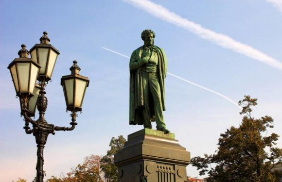 Сегодня 6 июня Пушкинский день — день русского языка