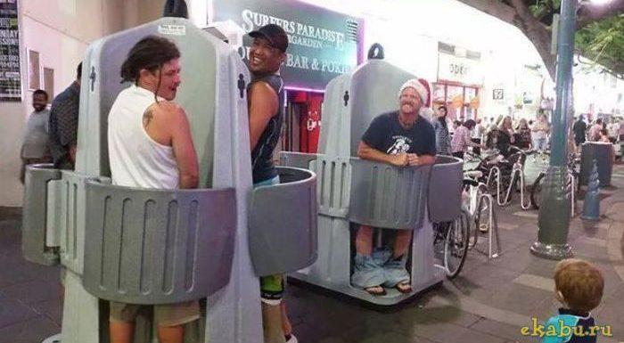 Нужда есть нужда. О введении в России открытых туалетов