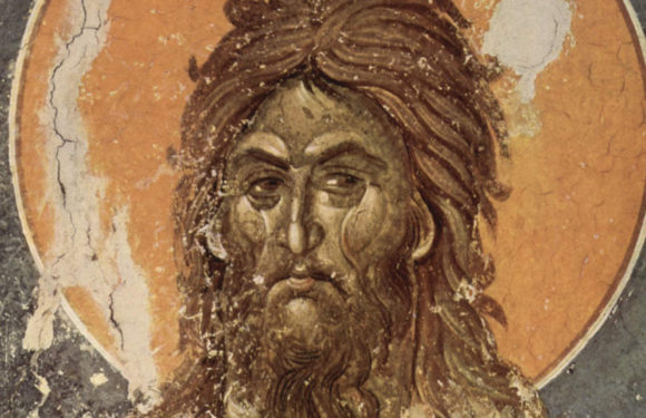 Сегодня 7 июля Рождество Иоанна Предтечи