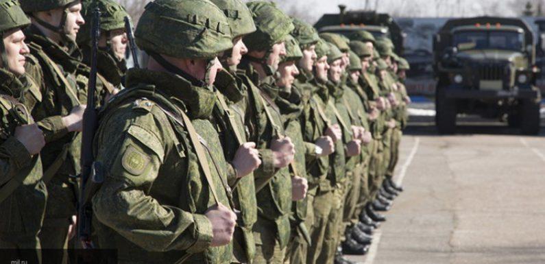 Расформированные при Сердюкове полки и батальоны вернут в строй!