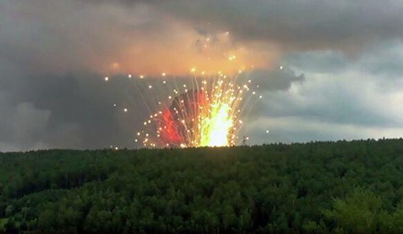 Что за взрывы в в/ч в Ачинске? Что произошло в Красноярском крае-последние новости