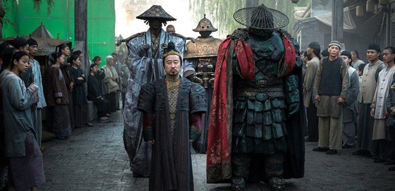 Смотреть фильм «Тайна печати дракона» бесплатно в хорошем качестве