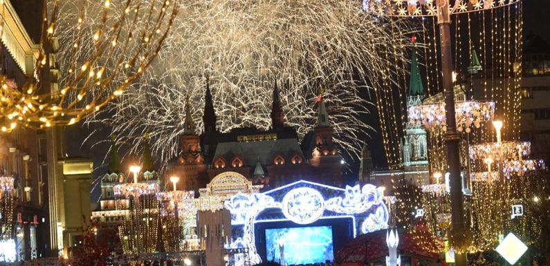 Куда сходить в Москве на Новый год и Рождество бесплатно с детьми?