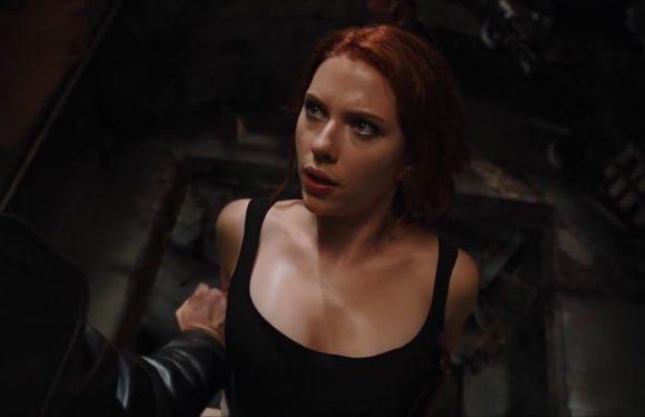 Смотреть «Черная вдова» (Black Widow) онлайн в хорошем качестве