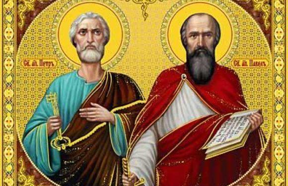 День Петра и Павла, или Петров день в 2020 году у православных отмечается 12 июля
